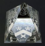 Coat of Arms / Family Crest / Clan Badge Gifts